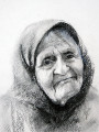 Портрет на заказ - бабушка